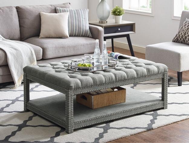 Brilliant Ottomans Benches Sm Furniture Spiritservingveterans Wood Chair Design Ideas Spiritservingveteransorg